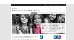 photoshop element